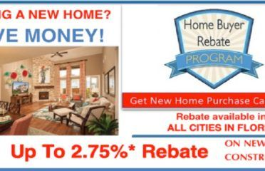 Sunshine New Home Rebates na Flórida