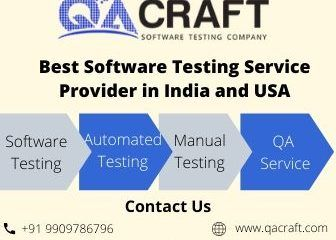 QACraft – Software Testing Company