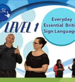 Deaf Sign Language Uk