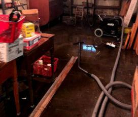 Water Damage Restoration and Repair Ridgewood