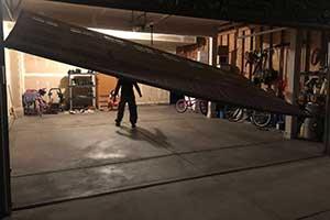 Reparación de puertas de garaje Pecan Grove