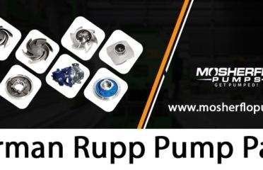 Mosherflo Pumps – Gorman Rupp Pump Parts