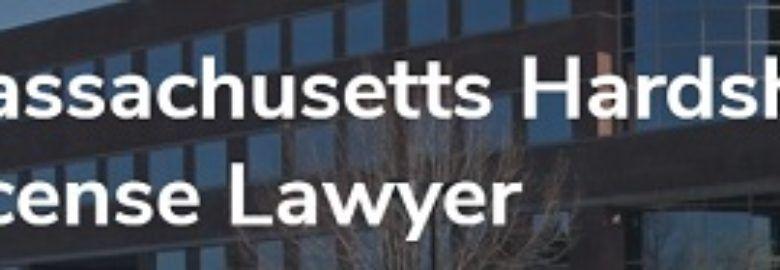 Mass. Hardship License Lawyers