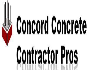 Concord Concrete Contractor Pros