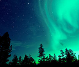 Aurora Borealis travel experience, Explore Northern Lights In Lulea Sweden