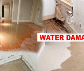 Water Damage Process