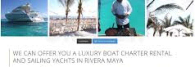 Yacht Charter Rivera Maya