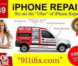 911ifix.com iPhone-reparatie