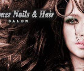Shimmer Nails & Hair