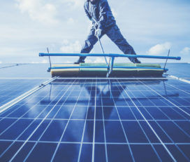All County Solar Panel Cleaning