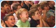 Kids Birthday Party Magician Gold Coast