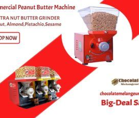 Commerciële pindakaasmachine - notenbotermolen Koop online