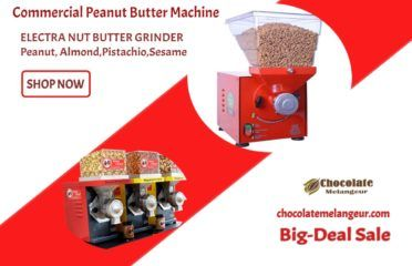 Commercial Peanut Butter Machine – Nut Butter Grinder Buy Online