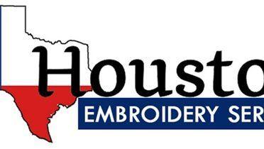 Servizio di ricamo di Houston