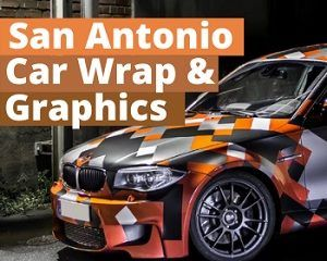 San Antonio Car Wrap & Graphics
