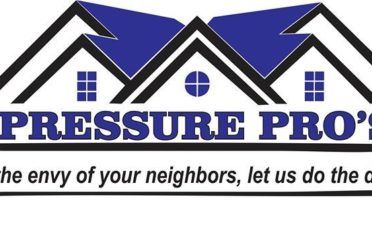 Pressure Washing, Roof Cleaning & House Washing Pros
