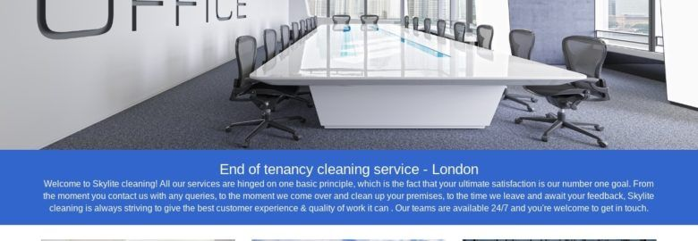 The London Cleaning Company