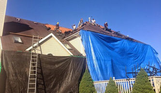 Rubber Roofing NJ