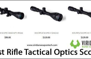 Viridian Weapon Technologies