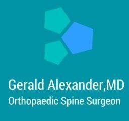 Gerald Alexander, MD – Orthopaedic Spine Surgeon