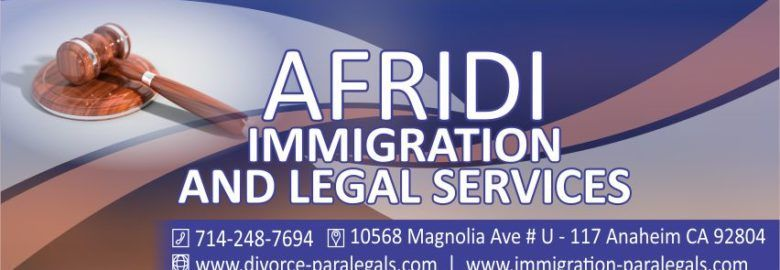 Afridi Immigration and Legal Services