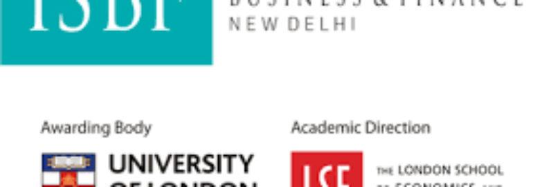 Indian School of Business & Finance