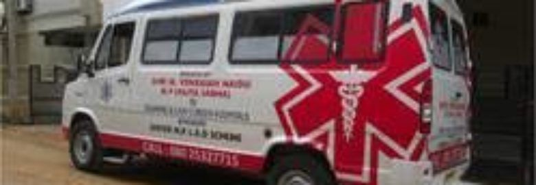 Jeevan Rakshak Healthcare – Emergency Ambulance Services, Jodhpur