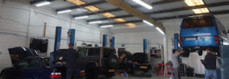 DBA Self Service Garage