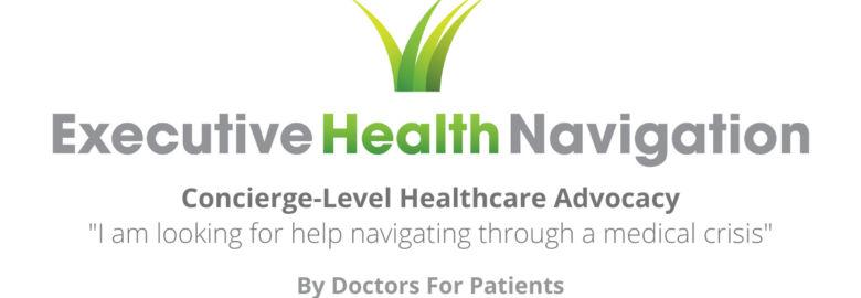 Executive Health Navigation