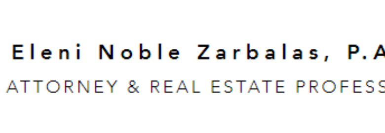 Law Office of Eleni Noble Zarbalas, P.A.