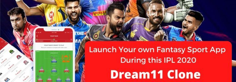Develop a robust gaming platform with Dream11 clone script