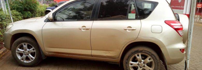 Car rental in Kampala