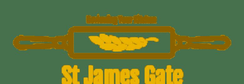 St.J.G Kitchen Blog