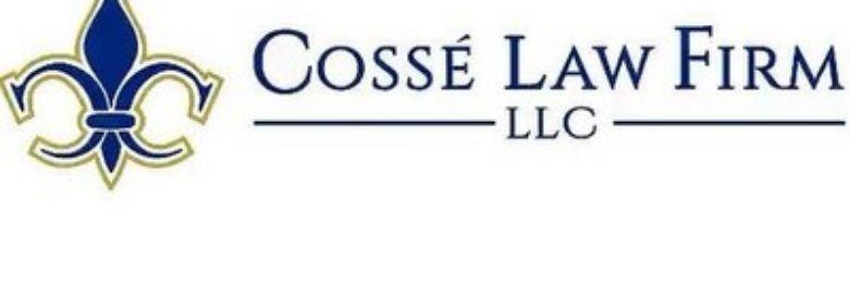 Cossé Law Firm, LLC Injury Attorneys