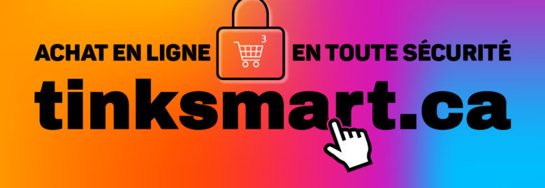 Cartouche Encre TinkSmart