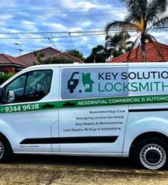 Key Solution Locksmiths