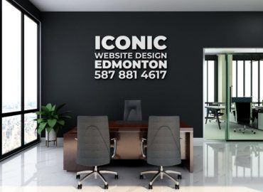 Iconic Website Design Edmonton