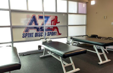 AZ Spine Disc And Sport
