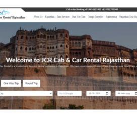 JCR CAB & CAR RENTAL RAJASTHAN