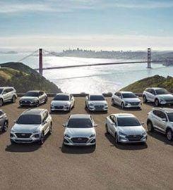 Hyundai Palisade Lease