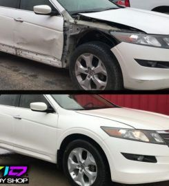 VIVID Auto Body Shop & Auto Hail Repair