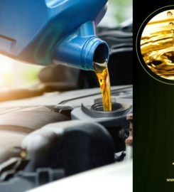 Lubricants Supply in UAE