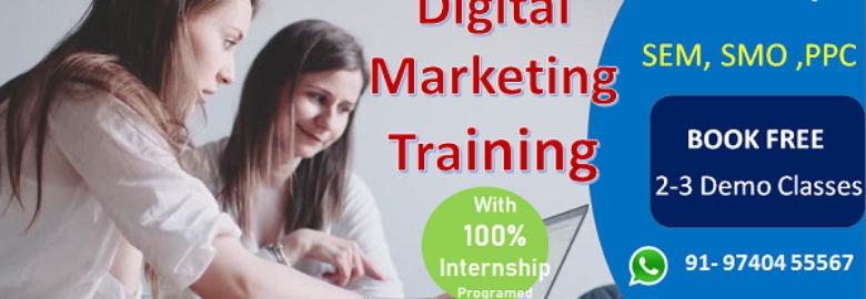 Digital Marketing Training Institute in Bangalore