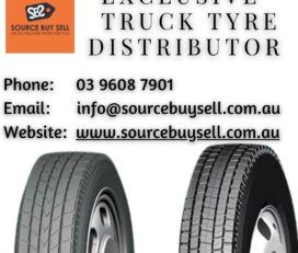 Source Buy Sell – Exclusive Truck Tyre Distributor