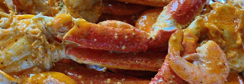 Cravin' Cajun Seafood