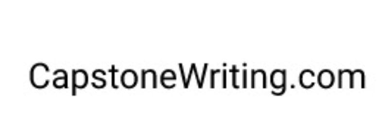 Capstone Writing