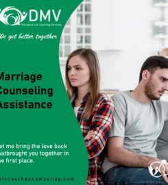 DMV Counselling and Life Coach Services