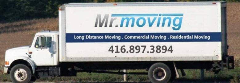 Mr Moving