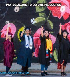 Online Class Assistance