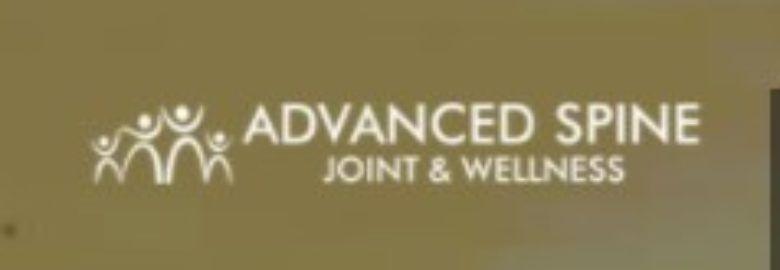 Advanced Spine Joint  Wellness Center